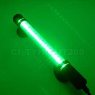 20 LED Aquarium Fish Tank Bar GREEN Light Lighting Lamp