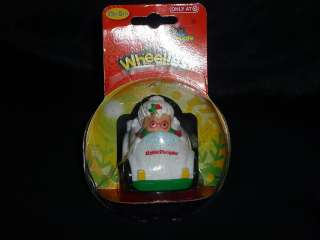 Fisher Price Little People Christmas Wheelies Mrs Santa Claus
