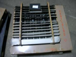 Infrared Infra red Panel Bloc Block Radiant Heater Natural Gas 64,000