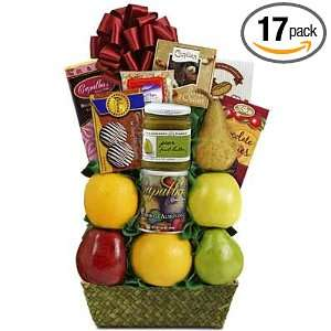 Thoughts & Prayers Kosher Shiva Gift Basket  Grocery