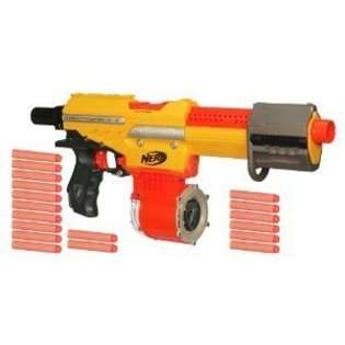 Nerf N Strike Exclusive Alpha Trooper CS 18 Dart Blaster at