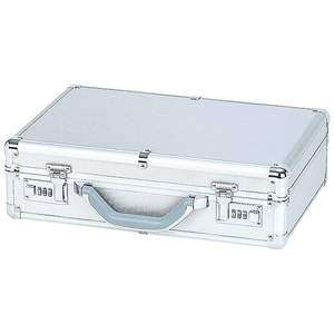 Aluminum Pistol ~ Gun Carrying Case w/Combination Lock Storage