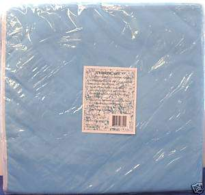 NEW reusable waterproof bed pads 36x34 in package