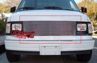85 94 Chevy Astro Van/GMC Safari Van Billet Grille