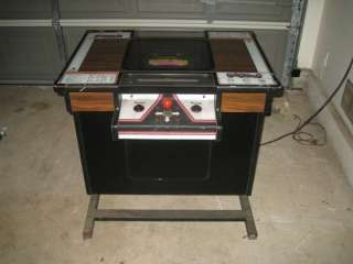 Dig Dug   Two Player Cocktail Table Coin Op Video Arcade Game   1982