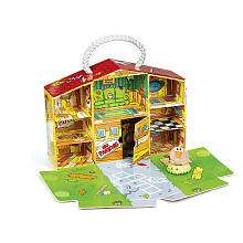 KooKoo Zoo KooKoo Bird Clubhouse   Carry Case and Playset   Jay at