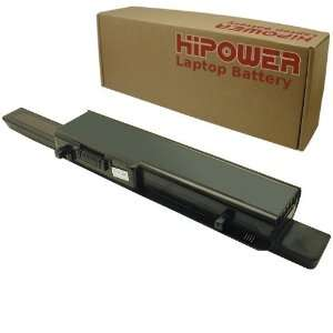 Hipower 9 Cell Laptop Battery For Dell Studio 1745, 1747, 1749
