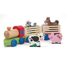 Melissa & Doug Farm Animal Train   Melissa & Doug
