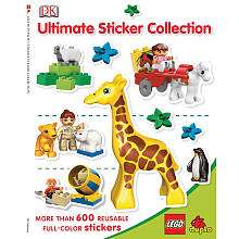 LEGO Duplo Ultimate Sticker Book Collection   Dorling Kindersley P