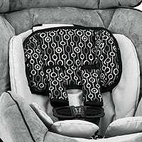 Lamaze True Fit Convertible Car Seat   Grey/Black   Lamaze   Babies