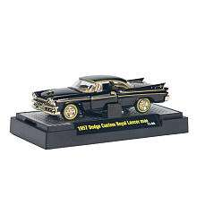 M2 Machines 164 Scale Die Cast Vehicle   1957 Dodge Custom Royal