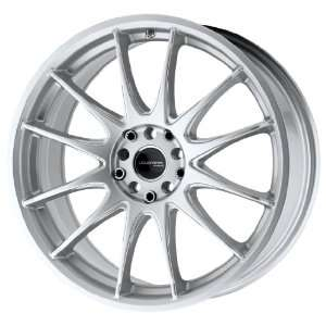Liquid Metal Speedster Series Silver Wheel (16x7/5x110mm