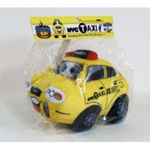 Bronx Toys NYC Taxi Cab Plush Toy Toys & Games