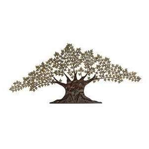 Grand Tree Metal Wall Art Decor Sculpture 93x41