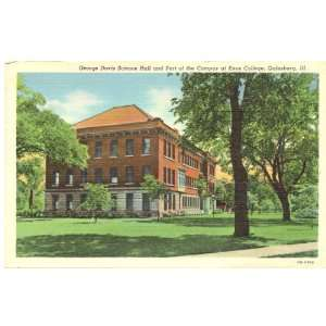 Science Hall   Knox College   Galesburg Illinois Everything Else