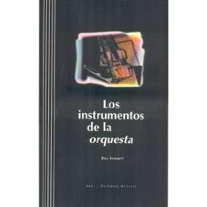 Instrumentos de La Orquesta, Los   Con Un CD ROM (Spanish