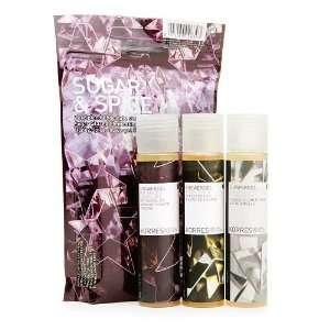Korres Natural Products Sugar & Spice 1 set Beauty