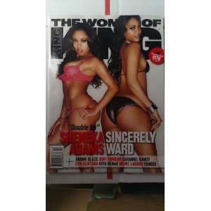 Magazine Summer 2012 Sheneka Adams & Sincerely Ward Cover: king: Books