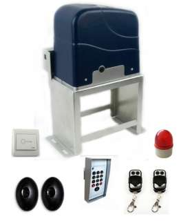 DSC600ACC SLIDING GATE OPENER OPERATOR GATE MOTOR AUTOMATIC SECURITY