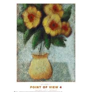Point of View 4   Poster by Len Abbott (19x27): Home