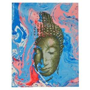 Psychedelic Buddha Painting:  Home & Kitchen
