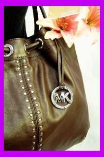 348 MICHAEL KORS LARGE ASTOR Tote Handbag ** 13 LOGOS