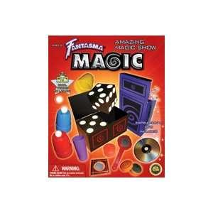 Magic Set   Die Box with DVD   Magic Trick Kit & D: Toys