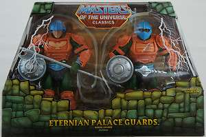 Masters of the Universe Classics Eternian Palace Guards NEW MOTU