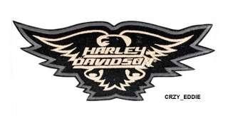 Harley Davidson 95th Anniversary Leather Vest L