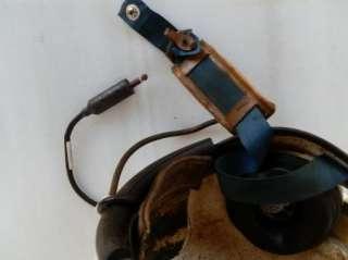 Jet Pilots Helmet Original Reflective Tape MIL H 22995A Size M