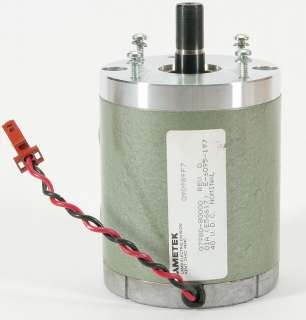 electric generator   permanent magnet servo motor   40V DC