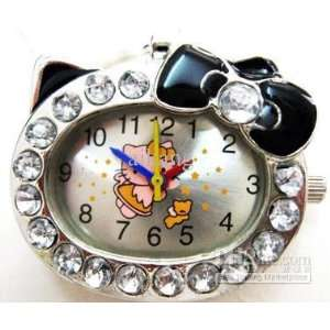 Miss Peggys    Hello Kittys Pendant Necklace Watch