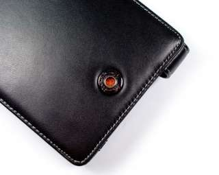 Tuff Luv Leather case cover for (Sony Reader PRS 600)