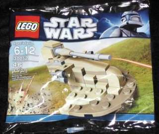 New & Sealed Lego Star Wars Mini Set 30052 Armored Assault Tank