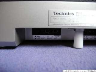 Technics SL 10 Linear Tracking Turntable + New Shure cartridge |