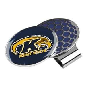 Kent State Golden Flashes NCAA Hat Golf Clip With Ball
