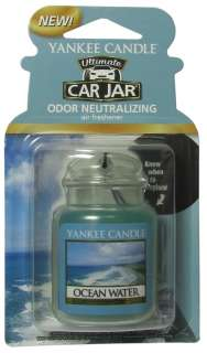 Yankee Candle® Car Jar Lemon Lavender Ultimate Air Freshener