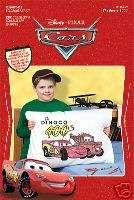 Lightning McQueen Tow Mater Pillowcase Art Crafts Kit