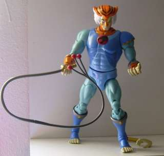 Thundercats Tigra on Thundercats Classic 9 Inch Articulate Tigra Figure Loose