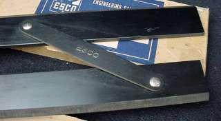 ESCO Engineering Manufacturing Co Sheboygan Wis 15 Parallel Rule In