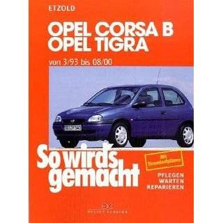 Vauxhall/Opel Corsa Service and Repair Manual (Haynes