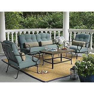 Set La Z Boy Outdoor Living Patio Furniture Casual Seating Sets