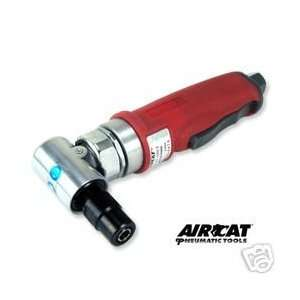 AirCat 1/4 Silent Air Power Angle Die Grinder: Home Improvement