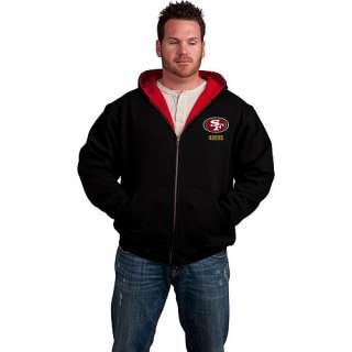 Francisco 49ers Reebok San Francisco 49ers Big & Tall Craftsman Jacket