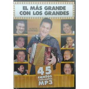 MP3 EL MAS GRANDE CON LOS GRANDES: VARIOS ARTISTAS: Music