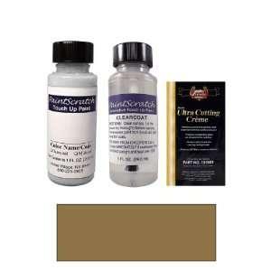 1 Oz. Medium Brown Metallic Paint Bottle Kit for 1986