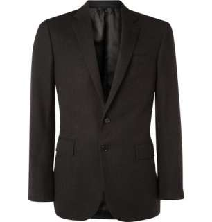 Ralph Lauren Black Label Anthony Deconstructed Wool Jacket  MR PORTER