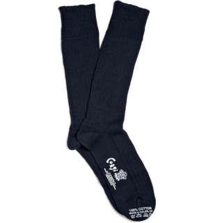 Accessories  Socks  Formal socks  Classic Ribbed