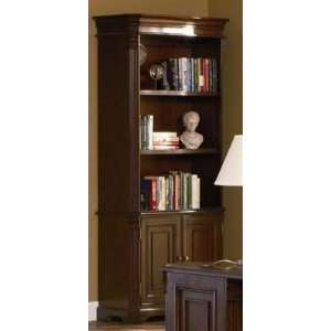Square Master Craft Office Collection Bookcase Furniture & Decor