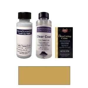 Oz. Aztec Gold Metallic Paint Bottle Kit for 1998 Chevrolet Corvette